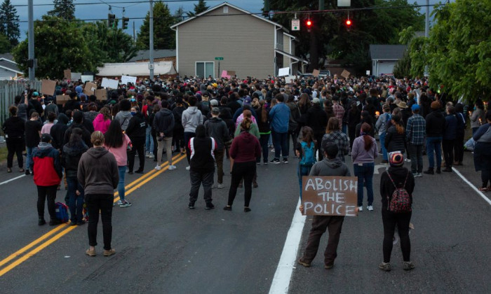 Vigil In Tacoma, WA After Report Released Local Man Died In Police Custody