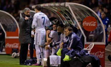 Jose Mourinho și Cristiano Ronaldo au colaborat la Real Madrid / Foto: Getty Images