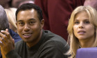 Celebrities Attend Lakers-Rockets Game in Los Angeles