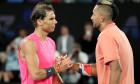 Nick Kyrgios și Rafael Nadal au disputat opt meciuri directe / Foto: Getty Images