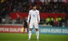 Sandro Tonali, mijlocașul Bresciei, în tricoul echipei naționale / Foto: Getty Images