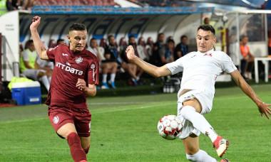 CFR Cluj a învins cu 2-1 Hermannstadt, într-un meci amical / Foto: Sport Pictures