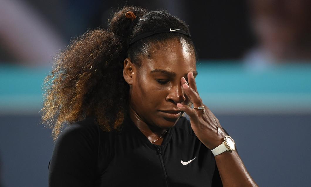 Serena Williams, locul 9 WTA / Foto: Getty Images