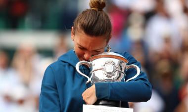 Simona Halep, campioană la Roland Garros 2018 / Foto: Getty Images