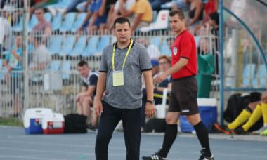Ianis Zicu, antrenorul de la Farul Constanța / Foto: Getty Images