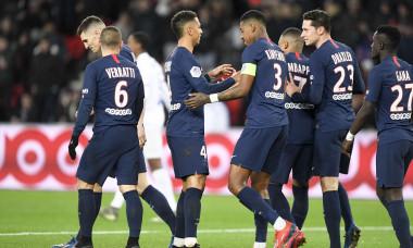 Anthony Bibard - Match de championnat de Ligue 1 Conforama oppos