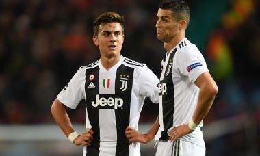 Paulo Dybala și Cristiano Ronaldo, coechipieri la Juventus / Foto: Getty Images
