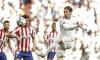 Atletico Madrid v Real Madrid, La Liga, Football, Wanda Metropolitano Stadium, Madrid, Spain - 01 Feb 2020