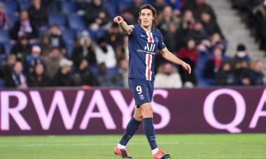 Edinson Cavani, atacantul dorit de Inter / Foto: Profimedia