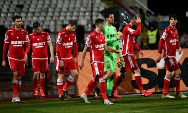 Jucătorii lui Dinamo, locul 10 în Liga 1 / Foto: Sport Pictures