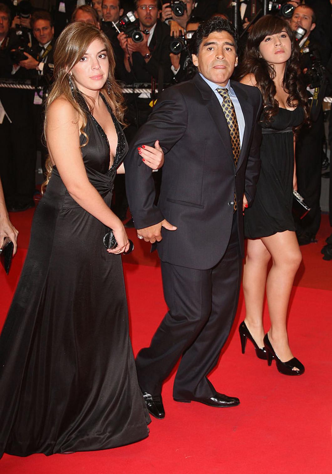 Cannes 2008: 'Maradona' - Premiere