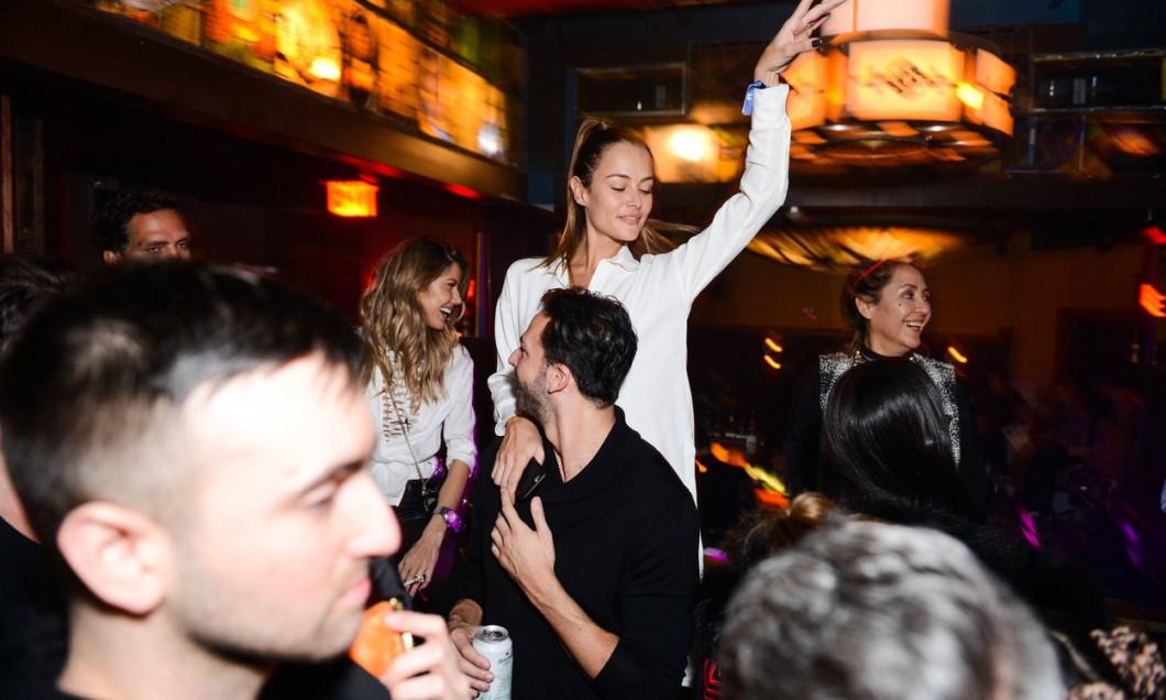 Jeremy Scott's Fashion Week After Party, New York, America - 15 Feb 2016