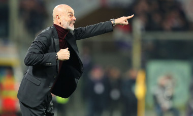 Stefano Pioli, antrenorul lui AC Milan / Foto: Getty Images