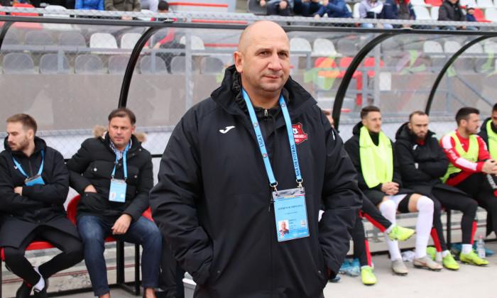 FOTBAL:AFC HERMANNSTADT-SEPSI OSK, LIGA 1 CASA PARIURILOR (1.02.2020)
