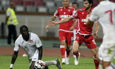 FOTBAL:DINAMO BUCURESTI-AFC HERMANNSTADT, LIGA 1 CASA PARIURILOR (26.08.2019)