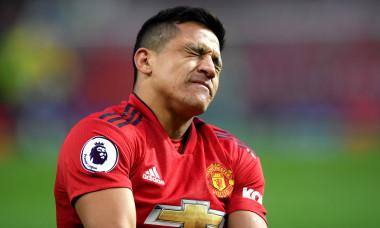 Alexis Sanchez, fotbalistul lui Manchester United împrumutat la Inter / Foto: Getty Images