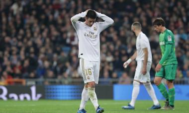 Real Madrid v Real Sociedad - Copa del Rey: Quarter Final