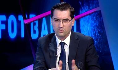 Președintele FRF, Răzvan Burleanu / Foto: Captură Digi Sport