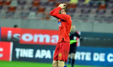 Bogdan Planic a cerut rezilierea contractului cu FCSB / Foto: Sport Pictures