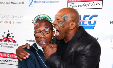"B. Riley & Co. And Sugar Ray Leonard Foundation's 5th Annual ""Big Fighters, Big Cause"" Charity Boxing Night"