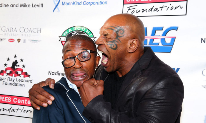 """B. Riley & Co. And Sugar Ray Leonard Foundation's 5th Annual """"Big Fighters, Big Cause"""" Charity Boxing Night"""