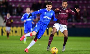 Hearts v Rangers - Scottish Cup Quarter Final
