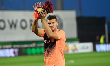 George Țucudean, atacantul de la CFR Cluj / Foto: Sport Pictures