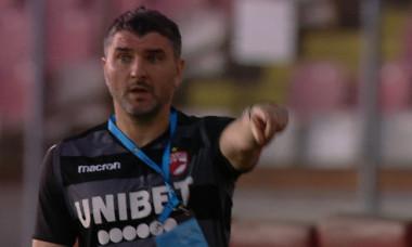 Adrian Mihalcea, antrenorul lui Dinamo / Foto: Captură Digi Sport