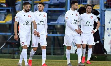 FOTBAL:FC VOLUNTARI-AFC HERMANNSTADT, LIGA 1 CASA PARIURILOR (22.02.2020)