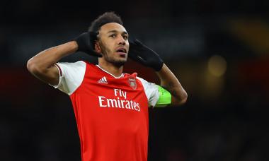 Pierre-Emerick Aubameyang, atacantul lui Arsenal / Foto: Getty Images