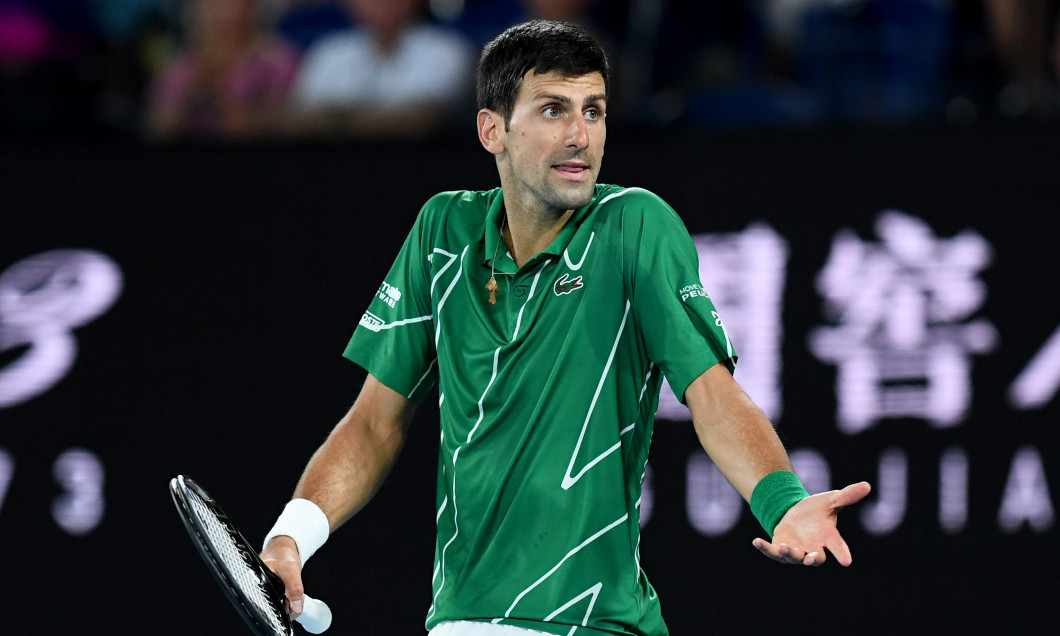 Novak Djokovic, locul 1 ATP / Foto: Getty Images