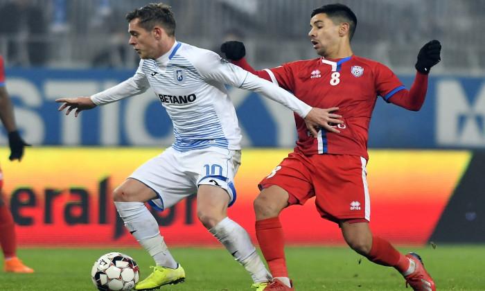 FOTBAL:UNIVERSITATEA CRAIOVA-FC BOTOSANI, LIGA 1 CASA PARIURILOR (5.12.2019)