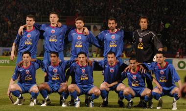 FOTBAL:STEAUA BUCURESTI-MIDDLESBROUGH FC, SEMIFINALA TUR CUPA UEFA (20.04.2006)