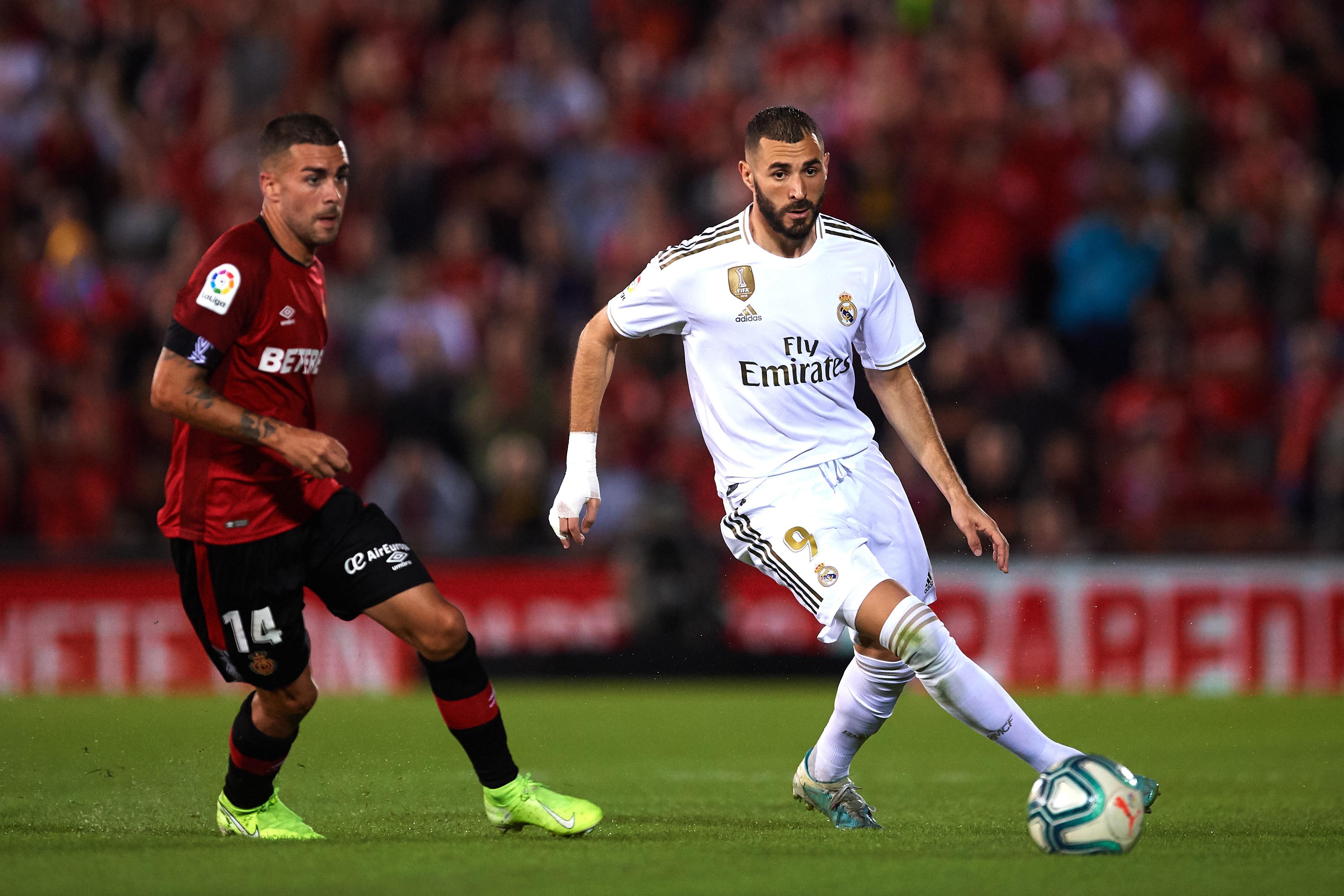 Real Madrid - Mallorca 1-0, Digi Sport 2. Vinicius deschide scorul