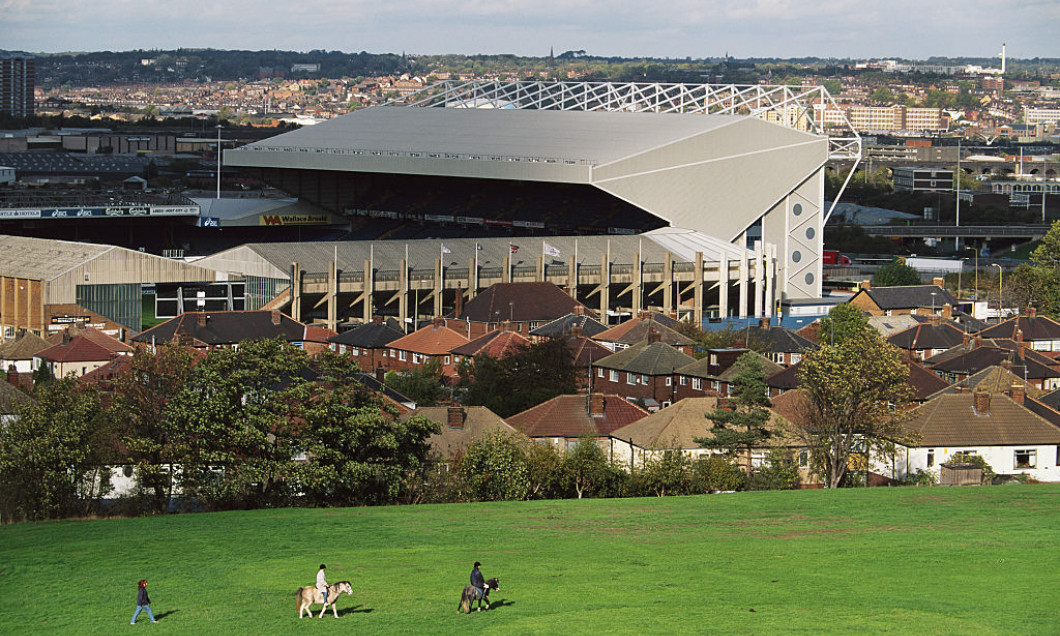 Elland Road Home of Leeds United FC 1996