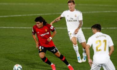 Spain: Real Madrid - RCD Mallorca