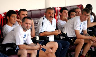 FOTBAL:RAPID BUCURESTI-CSMS IASI 1-0,LIGA 1 (6.08.2012)