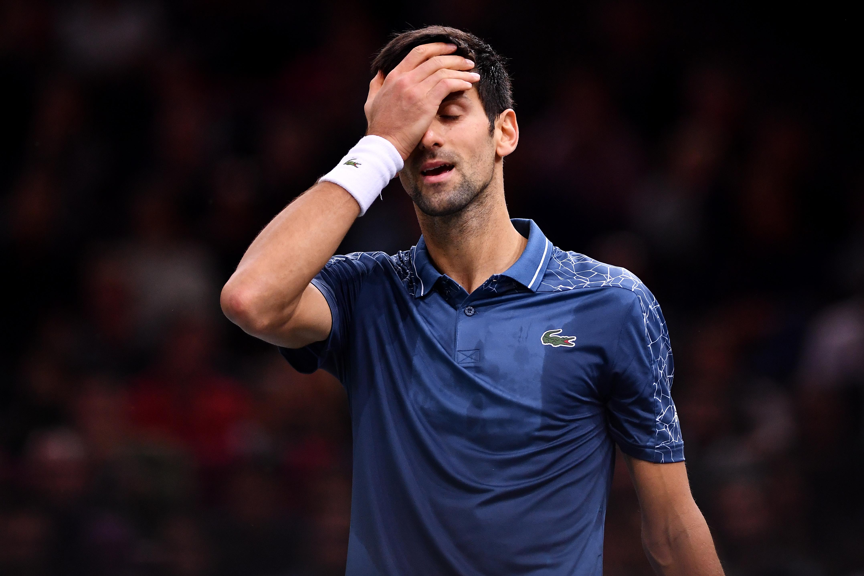 Novak Djokovic, amenințat de ultrașii unei echipe din Croația! Mesajul dur apărut pe străzile din Split