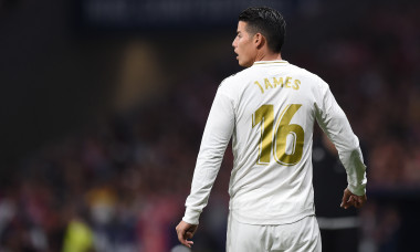 James Rodriguez, în tricoul lui Real Madrid / Foto: Getty Images