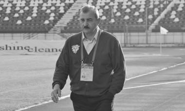 Ionuț Popa, pe stadionul din Iași / Foto: Sport Pictures