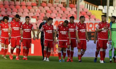 FOTBAL:DINAMO BUCURESTI-FCSB, SEMIFINALA TUR CUPA ROMANIEI (25.06.2020)