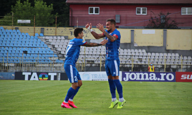FOTBAL:GAZ METAN MEDIAS-FC BOTOSANI, PLAY-OFF, LIGA 1 CASA PARIURILOR (26.06.2020)
