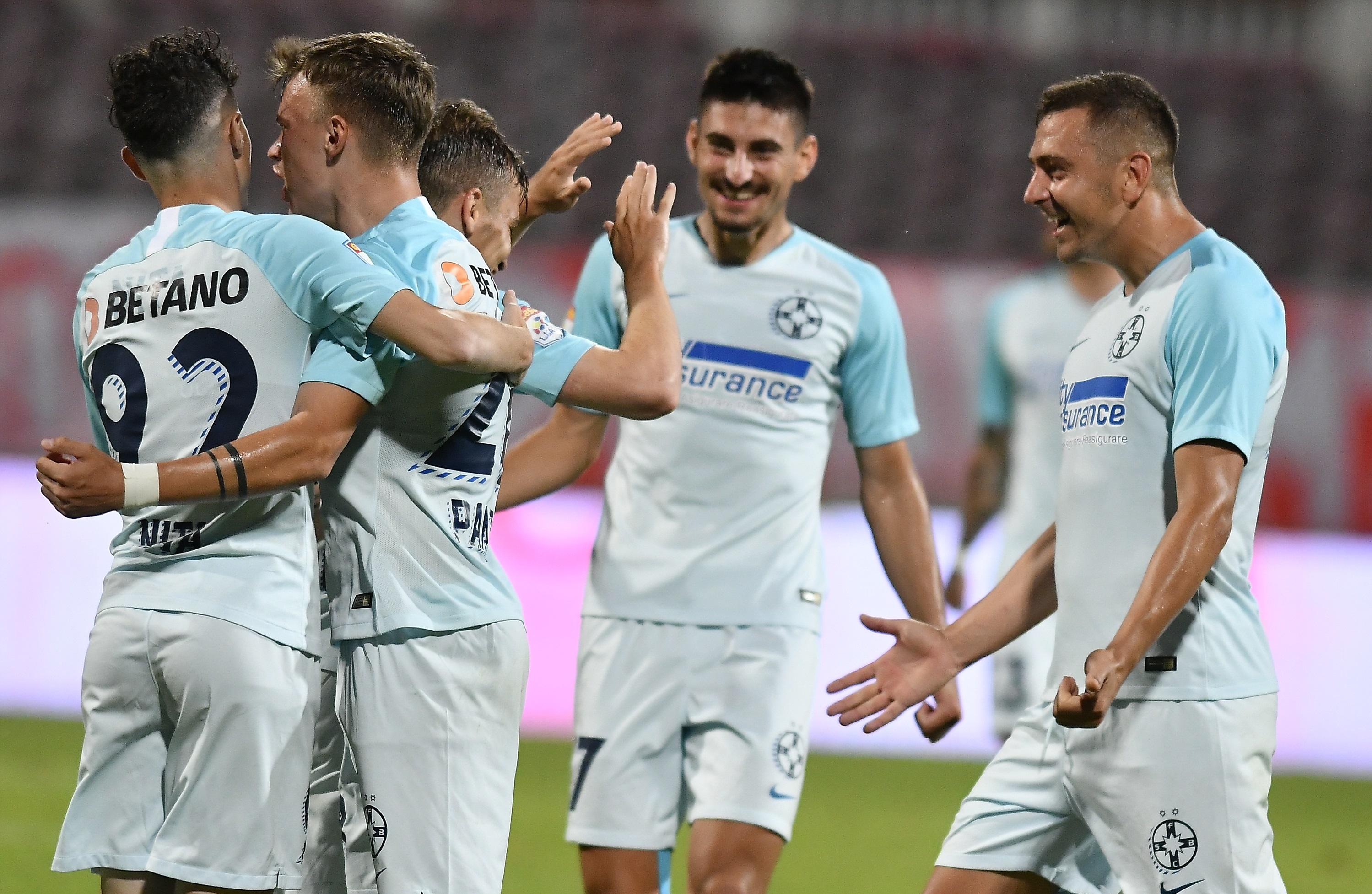 Reacția Craiovei, după ce Gigi Becali a spus că FCSB va evolua cu copiii contra lui CFR Cluj