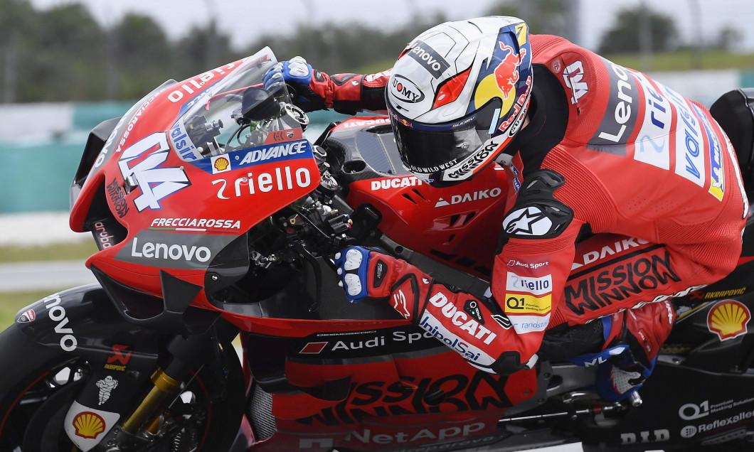 MotoGP Pre-Season Tests