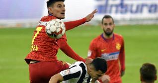 FOTBAL:FCSB-ASTRA GIURGIU, LIGA 1 CASA PARIURILOR (23.11.2019)