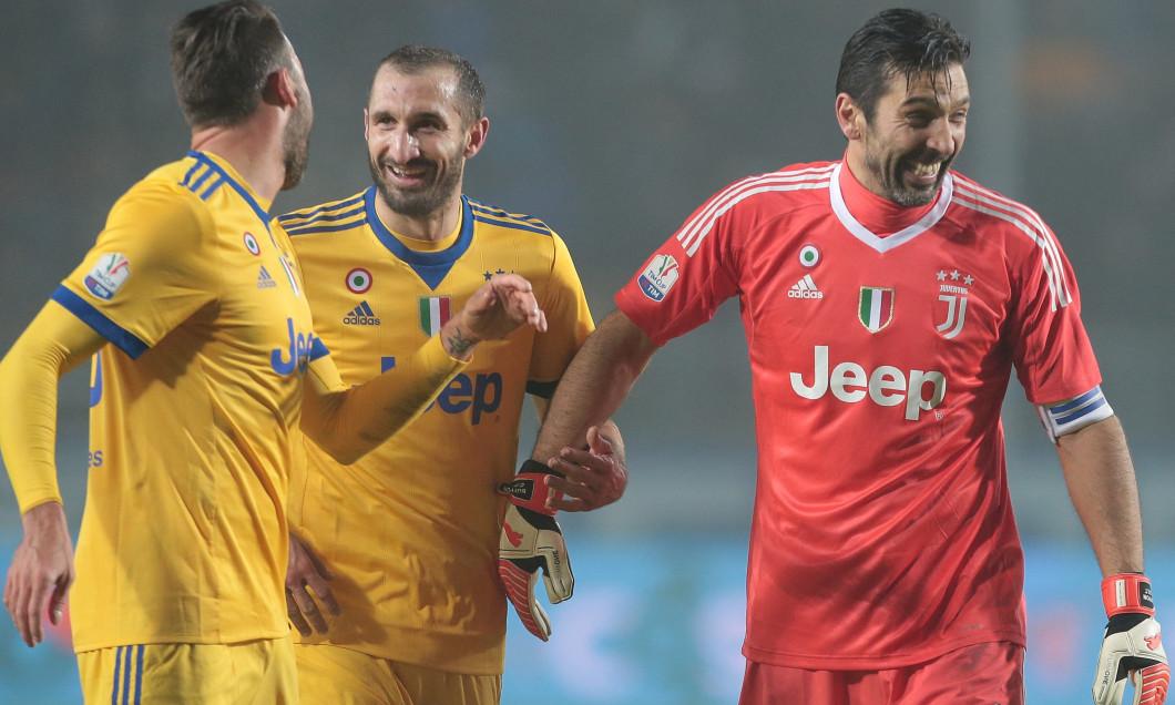 Atalanta BC v Juventus - TIM Cup