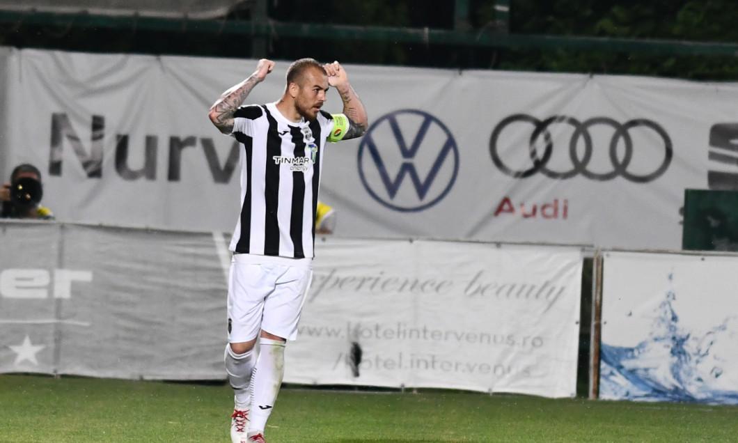 Denis Alibec, atacantul Astrei / Foto: Sport Pictures