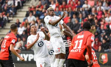 Federico Pestellini - Match de championnat de Ligue 1 Conforama