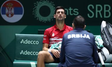 Novak Djokovic, liderul clasamentului ATP / Foto: Getty Images