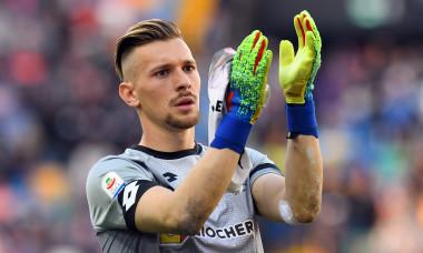 Ionuț Radu a revenit la Inter Milano / Foto: Getty Images